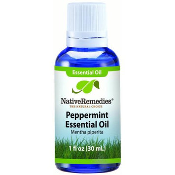 Aswechange NativeRemedies Peppermint Essential Oil 30mL, 30 mL