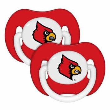 NCAA Louisville 2-Pack Pacifiers