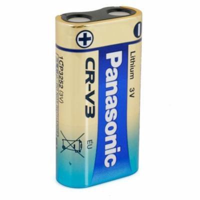 Panasonic 3V CR-V3 Photo Lith Battery Replace DLCRV3 ELCRV3 VLCRV3 FAST USA SHIP