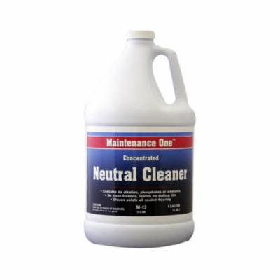 True Value Mfg M13-GL Neutral Cleaner, Gal., Must Order in Quantities of 4 - Quantity 4