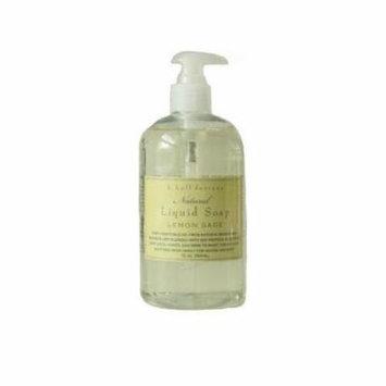 K Hall Designs Liquid Hand Soap 12 Oz. - Lemon Sage