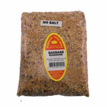 Marshalls Creek Spices SAUSAGE SEASONING NO SALT REFILL