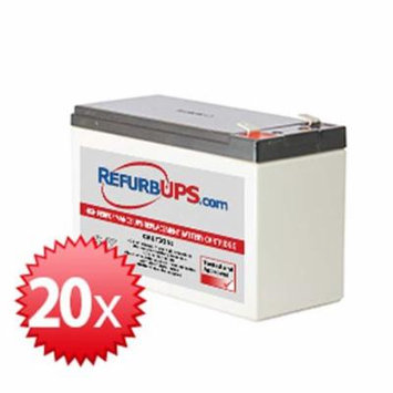 Tripp Lite SU10K3/1X - Brand New Compatible Replacement Battery Kit