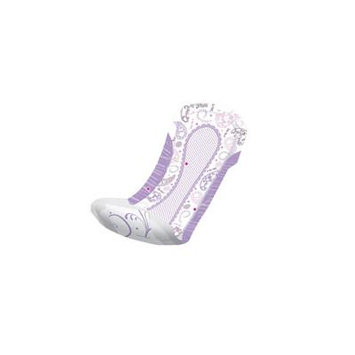 Poise Maximum Protection Pad Regular Length, Absorb-Loc Core, Dry-Touch Layer [ Sold by the Case, Quantity per Case : 72 EA, Category : Pads & Liners, Product Class : Incontinence ]