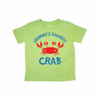 Grammys Favorite Crab grandchild Toddler T-Shirt