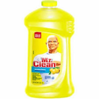 Procter & Gamble 608-31502 40 oz. Mr. Clean Antibacterial All-Purpose Cleaner