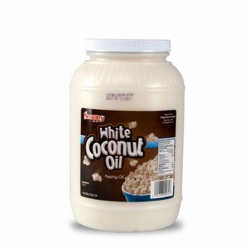 Snappy White Coconut Oil (4 - 1 Gallon)