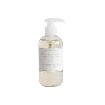 K Hall Designs Liquid Hand Soap 8 Oz. - Washed Cotton