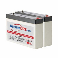 APC PowerStack 250 Rack Mount 1U (PS250) - Brand New Compatible Replacement Battery Kit