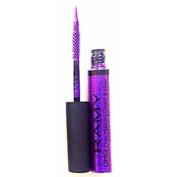 RAMY beauty therapy OMG Eye Liner & Lash Tint, Purple Reign!, 0.21 Ounce