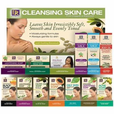 Daggett & Ramsdell Cleansing Skin Care (72 Pieces Display Rack)