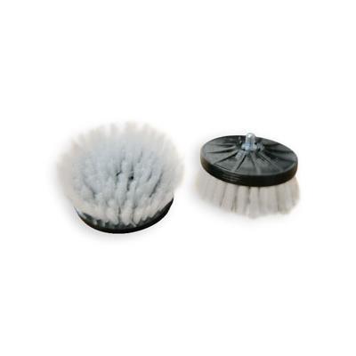 Cyclo Shampoo Brushes - White (1 pair)