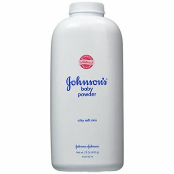 Johnson's Baby Powder 22 Ounce (Pack of 2)