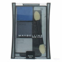 Blissfully Blue by Maybelline for Women Eye Shadow Trio .13 oz. New in Box