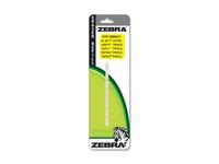 Zebra Pen Corporation Jimnie Eraser Refill,F/Jimnie Pencil/Sk-Sharbo/Espina,7 Ct