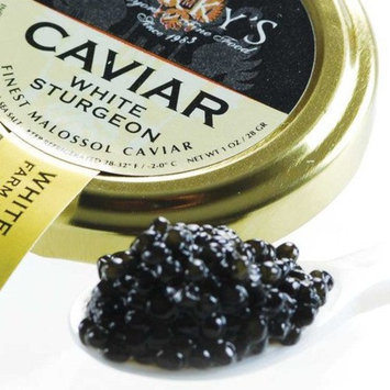 Farmed California Osetra Caviar White Sturgeon - 0.5 Oz