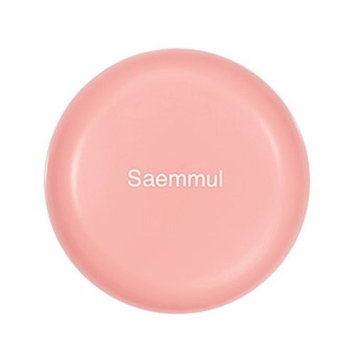 [The Saem] Sammul smile bebe blusher 6.5g #02 Mango Peach : Beauty