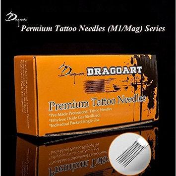 #12 Dragoart Premiun Tattoo Needles 11 M1 (Mag): Health & Personal Care