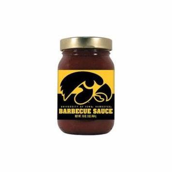 Iowa Hawkeyes NCAA Barbecue Sauce - 16oz