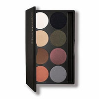 Gorgeous Cosmetics Fashion Eyeshadow Palette, 8 shades, Compact with Mirror