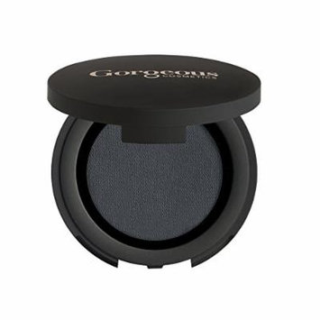 Gorgeous Cosmetics Colour Pro Eyeshadow, Pressed Powder, High Pigment Eyeshadow, Single in Compact with Mirror, Shade Slate