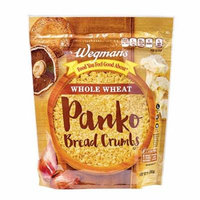 Wegmans Food You Feel Good About Whole Wheat Panko Bread Crumbs 10 oz.