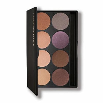 Gorgeous Cosmetics Everyday Beauty Eyeshadow Palette, 8 shades, Compact with Mirror