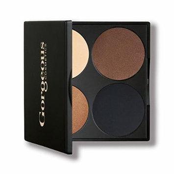 Gorgeous Cosmetics Composing Colour Blue Eyes Palette