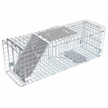 JT Eaton 465N Answer Single Door Live Animal Cage Trap for Medium Size Pests, 24