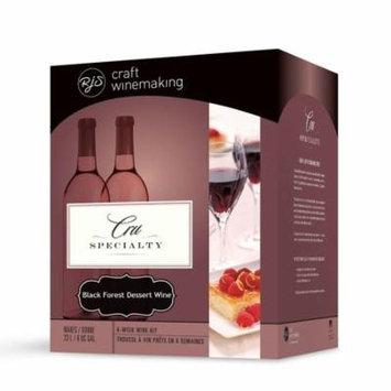 Cru Specialty Dessert Wine Ingredient Kit-Black Forest