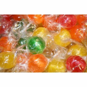 BAYSIDE CANDY SOUR BALLS HARD CANDY, 1LB