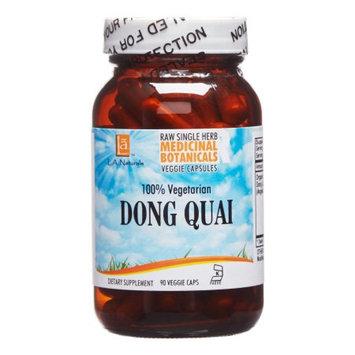 L A Naturals Dong Quai, 90 Ct