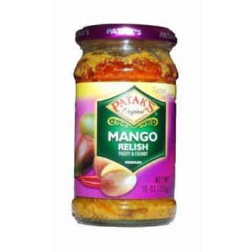 Pataks Mango Relish 10 Oz by Patak's