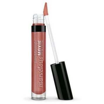 Bare Minerals Marvelous Moxie Lip Gloss in Spark Plug 4.5ml/ 0.15 oz