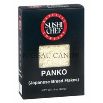 Sushi Chef Panko - Japanese Bread Flakes, 8 Oz. Pack Of - 6 by Sushi Chef