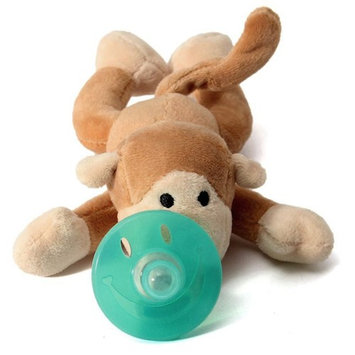 HOERIE Animal Pacifier Monkey Pacifiers Holder Toys , Baby Pacifier for Newborn Boy Girl