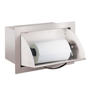 Summerset Grills Stainless Steel Paper Towel Drawer Set Sstdh1