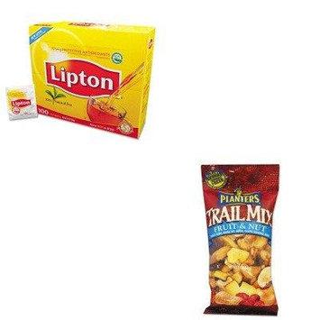 KITLIP291PTN00026 - Value Kit - Planters Trail Mix (PTN00026) and Lipton Tea Bags (LIP291)