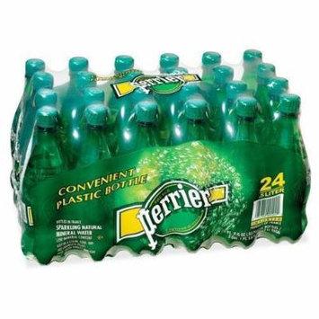 Nestle Mineral Water, Sparkling, .5 Liter, Plastic Bottles, 24/CT (11645421)