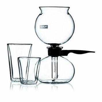 Bodum Santos Stovetop Glass Vacuum 34-Ounce Coffee Maker by Bodum