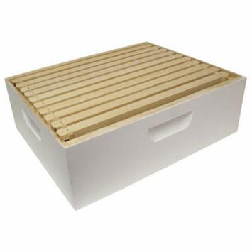 HARVEST LANE HONEY Box,WWBCM-102, Medium, White
