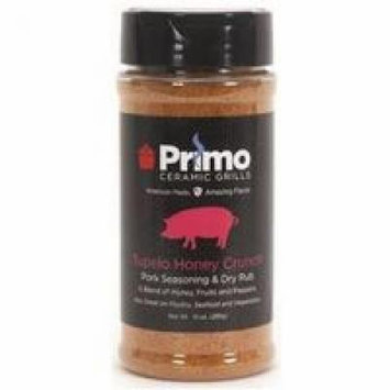 Tupelo Honey Crunch -Pork) Gourmet Seasoning and Dry Rub - 11 oz Bottle