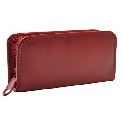 Royce Leather Aristo Mini Manicure Set (Red)