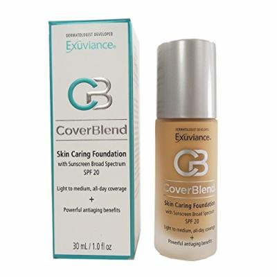 Exuviance - CoverBlend Skin Caring Foundations SPF 20 Blush Beige