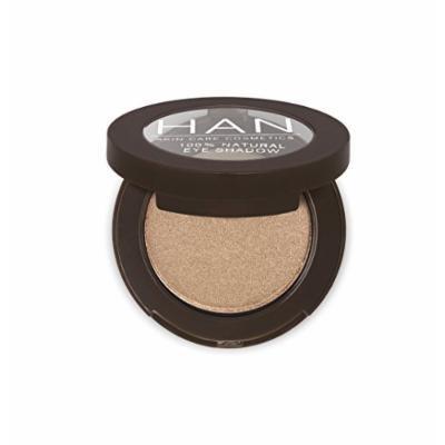 HAN Skin Care Cosmetics All Natural Eyeshadow (Golden Glow)