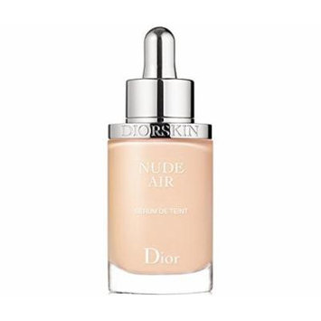 Dior Diorskin Nude Air Serum Nude Healthy Glow Ultra-fluid Serum Foundation - Perfectly Natural-looking Makeup (010 Ivory)