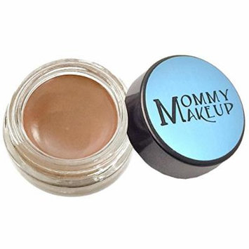 Any Wear Creme in Misty Mocha (A Matte Cool Mocha Beige) - The ultimate multi-tasking cosmetic - Smudge-proof Eye Shadow, Cheek Color, and Lip Color all-in-one by Mommy Makeup