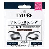 Eylure Pro-Brow 6 Weeks Brow Dye Kit Dark Brown