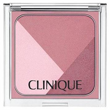 Clinique Sculptionary Cheek Contouring Palette, 03 Defining Roses, Unboxed