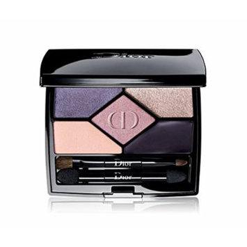Dior 5 Couleurs Designer Makeup Artist Tutorial Longer-lasting Colour Eyeshadow Palette (808 Purple Design)